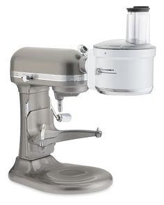 KitchenAid® Food Processor Attachment #williamssonoma