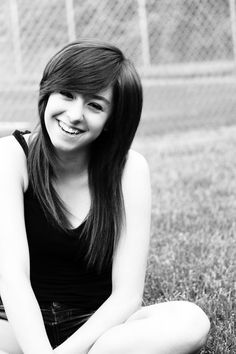 Christina Grimmie <3 her hair is so unique!!