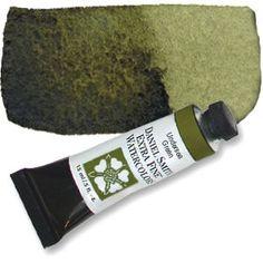 DANIEL SMITH Extra Fine Watercolor 15ml Tube - Undersea Green
