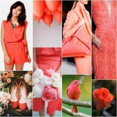Corallentöne - so vielseitig feminin! Kerstin Tomancok / Farb-, Typ-, Stil & Imageberatung