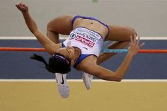 Progress can be measured in many ways, and for Katarina Johnson-Thompson the numbers on the results sheet can tell a misleading tale. Long Jump, High Jump, Katarina Johnson Thompson, Foto Sport, Heptathlon, World Athletics, Shot Put, Pole Vault, Women Volleyball