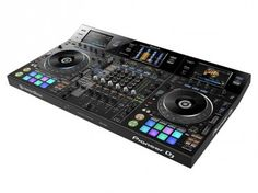 Shop Pioneer DJ Professional DJ Controller at Best Buy. Find low everyday prices and buy online for delivery or in-store pick-up. Pioneer Dj Controller, Dj Video, Pioneer Ddj, Digital Dj, Dj Setup, Gaming Setup, Dj Headphones, Dj Gear, Home Studio Music