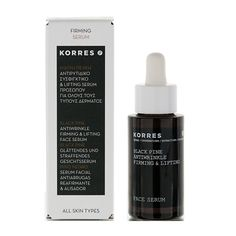 Korres Black Pine Anti-Wrinkle And Firming Face Serum 30ml