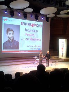 Andrea Grassi parla del venditore 3.0 al #beautifulday