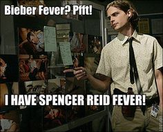Funny but so very TRUE lol I love me some Dr. Reid and wish he would come to life <3
