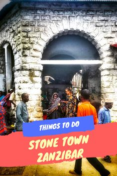 Stone Town, one of our favorite stops in Tanzania. Zanzibar's cultural hub takes you on a journey to past times. Padi Diving, Scuba Diving, Stone Town, Responsible Travel, Cultural Experience, African Countries, Koh Tao, Open Water, Travel Memories