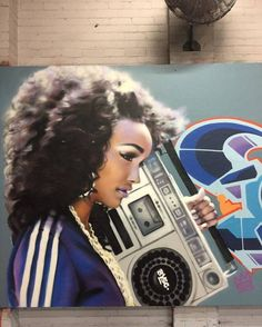 Graffiti has long been about the expression of people, places, and things that get overlooked. Graffiti artists take pride in the history of uplifting things that would otherwise go unnoticed and Royal Dog of Seoul is no different. In a recent trip to the states, he made an effort to celebrate Black womanhood. In ever …