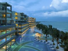 Cancun Vacations - Generations Riviera Maya A Gourmet  All-Inclusive Resort by Karisma. This resort has been awarded AAA Four Diamond Ratings and is Mexico`s premier all nanny, all-inclusive resort.