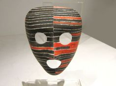 Robert Courtright, Mask, 1984 on Paddle8