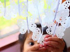Resultado de imagen para como hacer mariposas