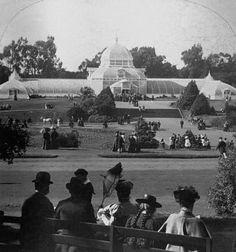 Golden Gate Park, 1897.