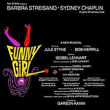 Funny Girl (musical) - Wikipedia, the free encyclopedia  1,348 performances