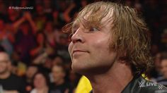 He's so cute, super cute#TheLunaticFringe #BelieveInDeanAmbrose