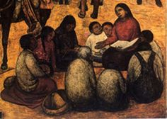 D. Rivera - La maestra rural