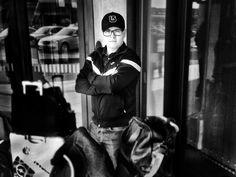 "Tokio Hotel Gustav Schäfer ""Estamos camino a Los Ángeles, y recien recogimos a Gustav [Schäfer]"" - Georg Listing 27 Feb 14"