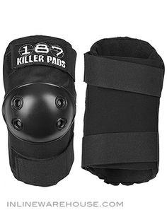 187 Killer Pads Elbow Pads - DerbyWarehouse $29.50