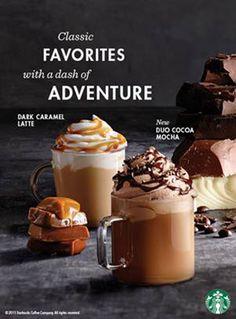 Kết quả hình ảnh cho hazelnut caramel mocha starbucks 2016