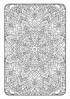 Adult Coloring Book Art Therapy Volume 3 by AdvanceMultimedia:
