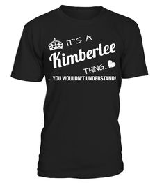 It's A Kimberlee Thing