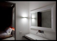 TAL - Flat wall luminaire