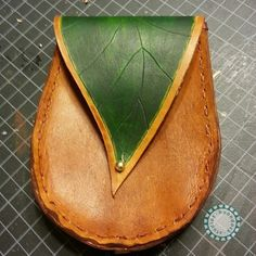 Leaf Belt Bag  Ready to Ship by BoondockStudios on Etsy, $55.00