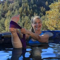 Benefits of Hot tub Yoga in Colder Weather Winter cold + Hot Tub Yoga= Bliss!