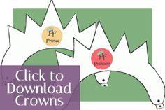 Cutout Crowns