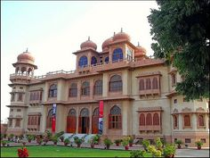 Mohatta Palace - Karachi--PAKISTAN by life4days, via Flickr