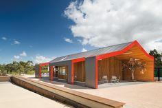 Australian Garden Shelters / BKK Architects