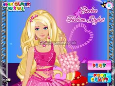 play free online games for girl fashion