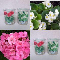 George Briard flowers $22 #etsy
