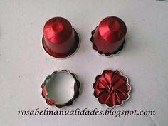 Nepresso collier avec capsules | Rosabel Artisanat | bloglovin '