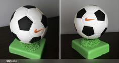 Your Cake. Tutorial Balón de Fútbol