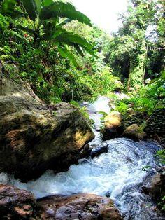Río San Rafael, Barahona, R.D.