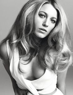 Blake Lively by Inez van Lamsweerde and Vinoodh Matadin for Wmagazine.com