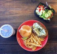 Vegan Options at Wendy's