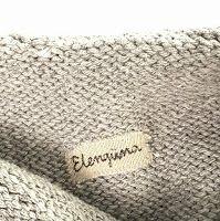 Elengiina: Ylhäältä alas neulottu paita + Helppo ohje Straw Bag, Reusable Tote Bags, Knitting, Top, Wings, Tricot, Breien, Stricken, Weaving