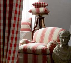 Ralph Lauren Home for Kravet Collections | Home Furnishings | or bed inspired to DIY on your fav otttoman, sofa or chair