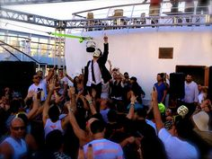 DSK CHK @ The Groove Cruise 2013   http://instagram.com/soundwavesofficial/