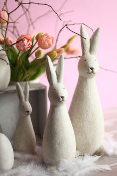 Pottery Animals, Ceramic Animals, Paper Mache Sculpture, Pottery Sculpture, Clay Projects, Clay Crafts, Paper Mache Animals, Pottery Handbuilding, Diy Ostern