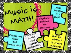 Music is...bulletin board idea