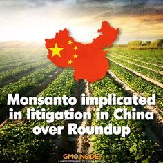 China has GMO labels and more regulation than the US.. shocking..