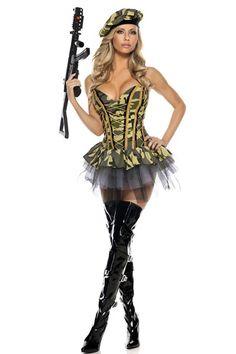 GREEN COMMANDO COSTUME @ Amiclubwear costume Online Store,sexy costume,women's costume,christmas costumes,adult christmas costumes,santa claus costumes,fancy dress costumes,halloween costumes,halloween costume ideas,pirate costume,dance costume,costumes