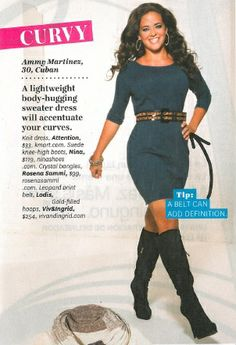1000+ images about The Best Belt Styles For Curvy Women on