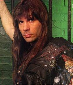 Bruce Dickinson on Pinterest | Iron Maiden, Heavy Metal and Irons