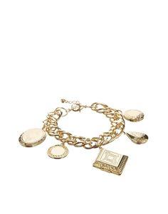 ASOS Locket Charm Bracelet