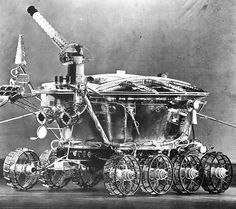 Луноход, Lunokhod 1 -  1st bot rover to land on another celestial body, final location unknown, no return signal since 1971