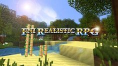 Minecraft 1.6 - FNI Realistic RPG Texture pack 16x