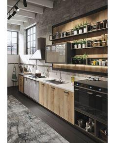 homeadore :: LOFT kitchen by Snadeiro