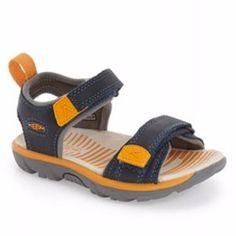 151d82378294 Keen Riley 11 Sandals Navy (Water friendly) Aqua Shoes
